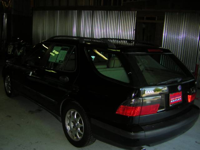 Image 4 of 2001 Saab 9-5 Base 4-Cylinder…