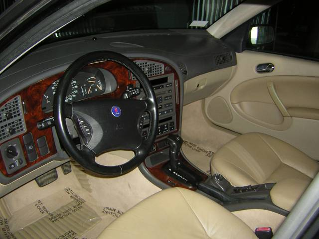 Image 5 of 2001 Saab 9-5 Base 4-Cylinder…