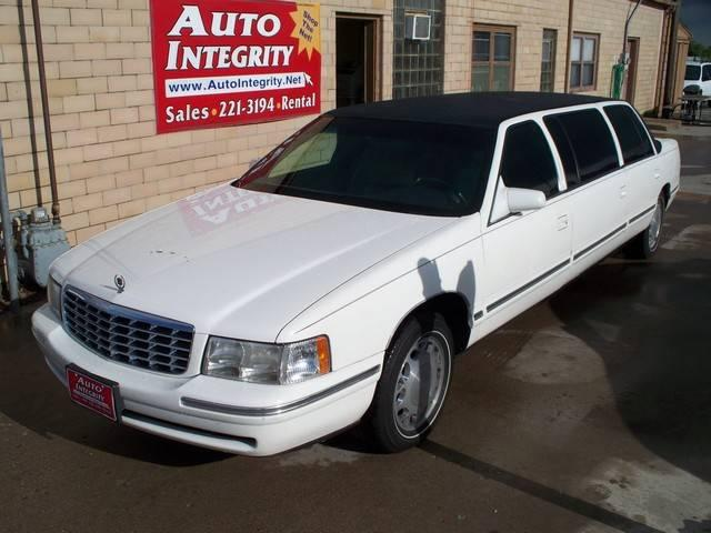 f 350 limo. Cadillac Limousine For Sale
