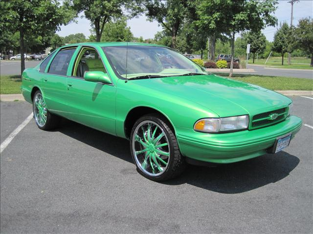 1996 Chevrolet Caprice Classic or Impala SS
