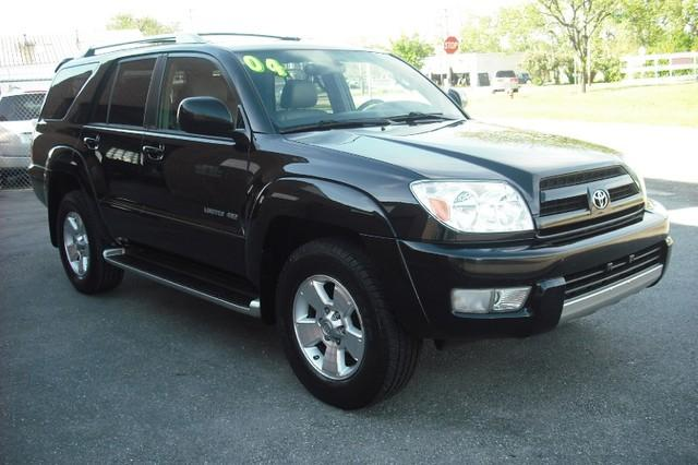 2004 Toyota 4runner Limited Black 107300 Miles Villa
