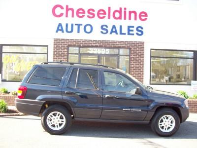 2004 Jeep Grand Cherokee
