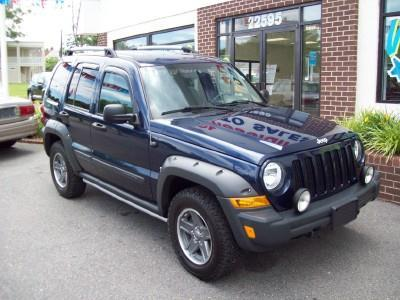 2006 Jeep Liberty Renegade - CALIFORNIA MD