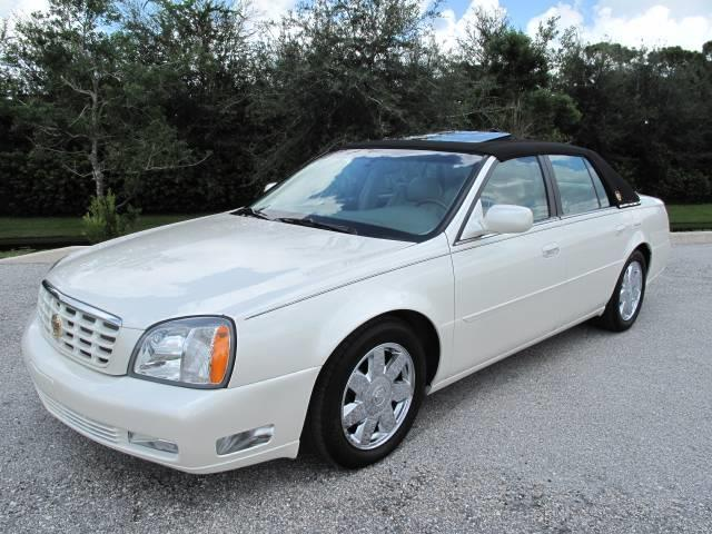 2003 Cadillac Deville Dts. 2003 Cadillac Deville DTS