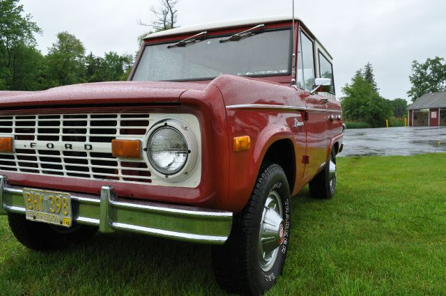 Sell Used 1973 Ford Bronco Wagon Solid Unmolested Oregon