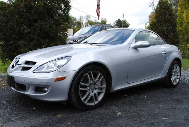 Image 8 of 2008 Mercedes-Benz SLK…