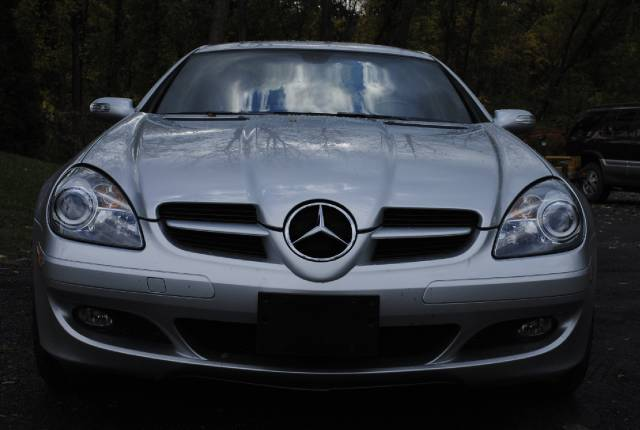 Image 19 of 2008 Mercedes-Benz SLK…