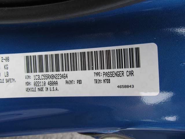 Image 32 of 2008 Chrysler Sebring…