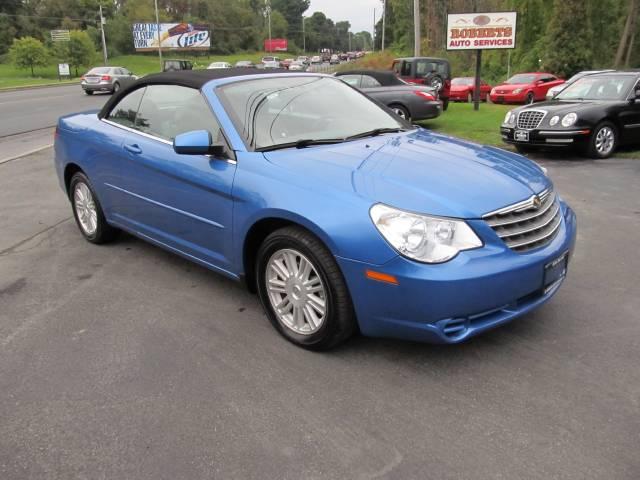 Image 38 of 2008 Chrysler Sebring…