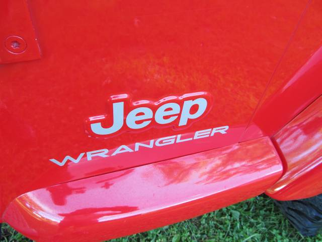 Image 3 of 2003 Jeep Wrangler X…