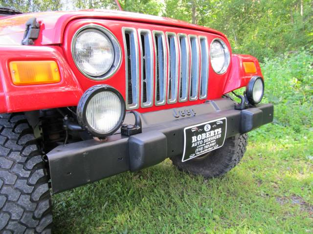 Image 8 of 2003 Jeep Wrangler X…