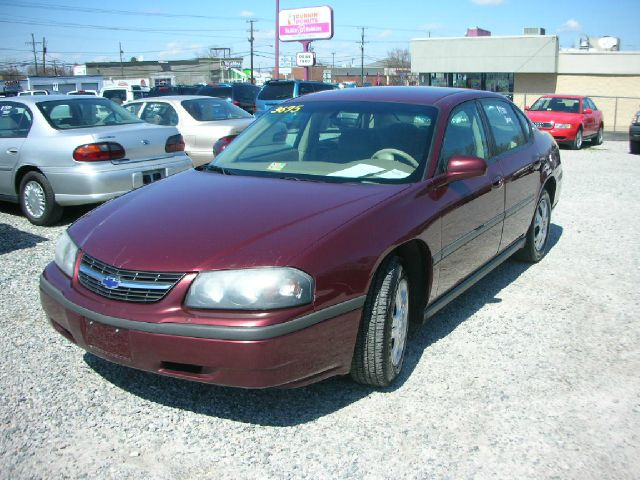 2002 Chevrolet Impala