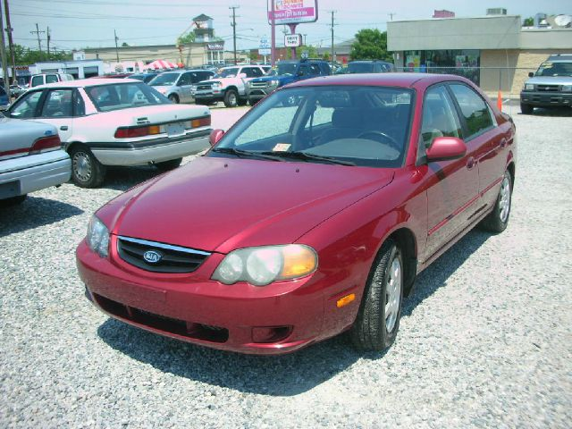 2003 Kia Spectra