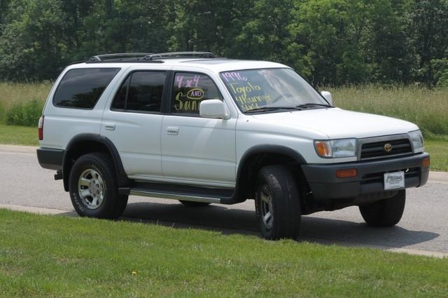1996 toyota 4runner 1240 n main williamstown ky 41097. Black Bedroom Furniture Sets. Home Design Ideas