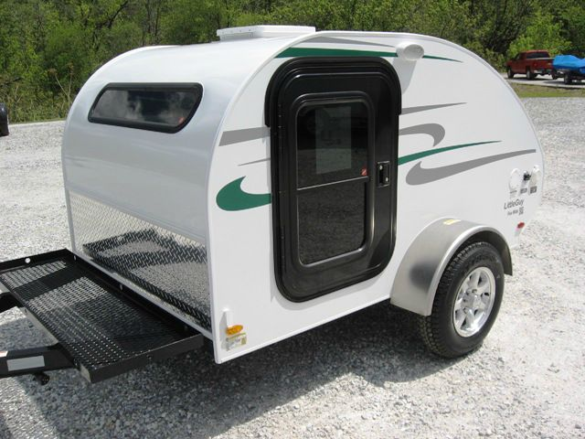 2013 LITTLE GUY TEARDROP CAMPER 5 WIDE PLATFORM