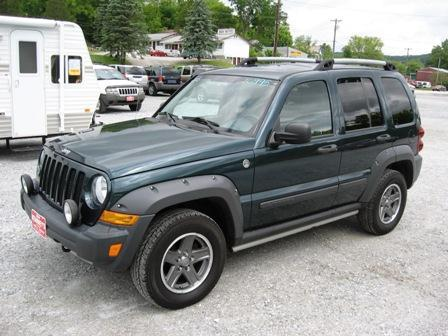 2005 Jeep Liberty Renegade - CENTER RUTLAND VT