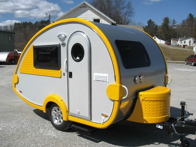 2013 LITTLE GUY TEARDROP CAMPER T@B